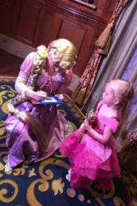 Disney Autograph Quilt