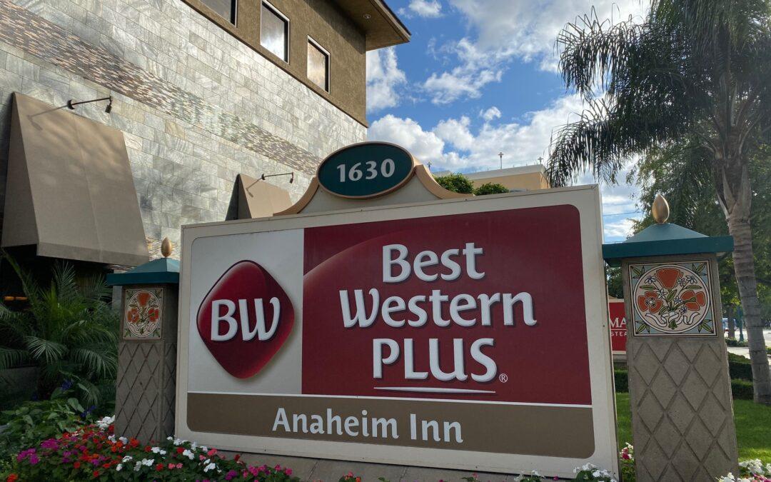 "Best Western Plus Anaheim Inn ""Good Neighbor"" Hotel Review"