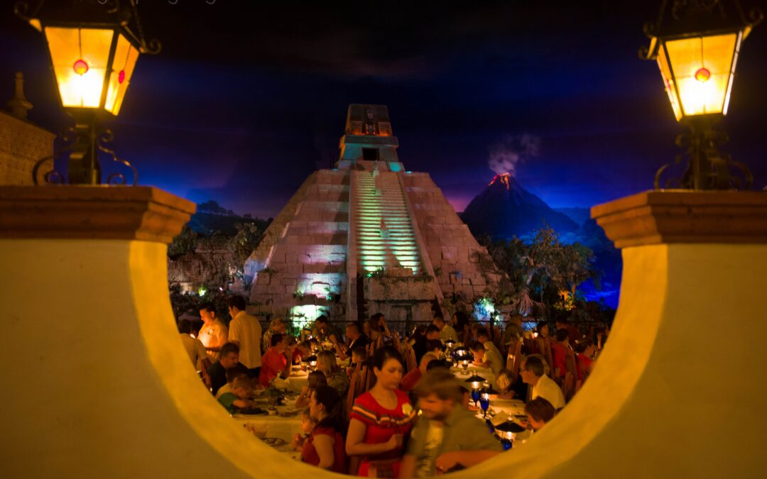 Our Allergy-Friendly Experience at San Angel Inn Restaurate, Walt Disney World
