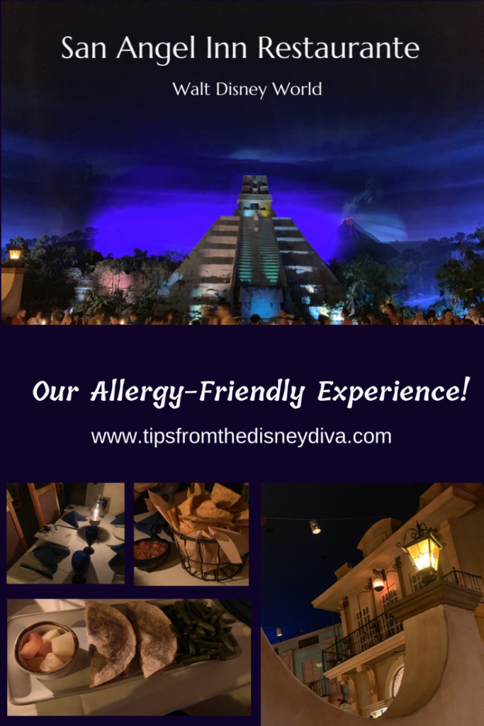 Food Allergies, Walt Disney Word, Allergy-Friendly Experience, Mexian Restaurant, Epcot, Epcot World Showcase, Mexico Pavillion