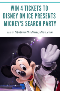 Win four tickets to see Disney on Ice presents Mickey's Search Party!