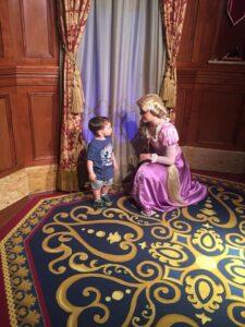 Rapunzel Meet and Greet