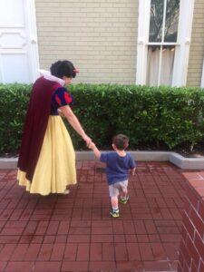 Snow White Meet and Greet