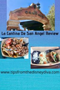 La Cantina De San Angel Review