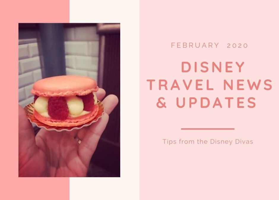 Disney Travel News & Updates, February 2020