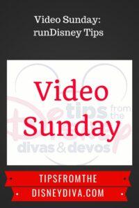 Video Sunday: runDisney Tips