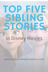 Top 5 Sibling Disney Movies