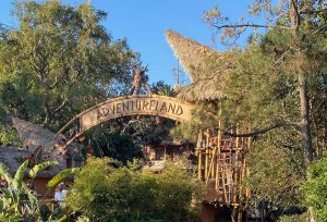 Adventure Land Disneyland