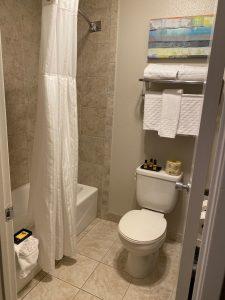 Best Western Park Place Inn Bathroom