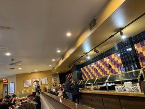 Best Western Park Place Inn Breakfast