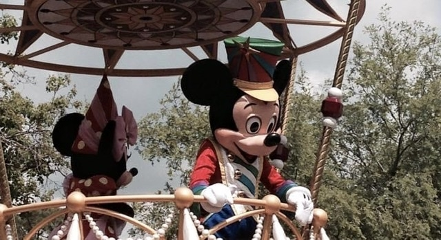 Where to Find Mickey Mouse at Walt Disney World