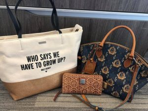 Club 33 Dooney and Bourke with Disney Kate Spade