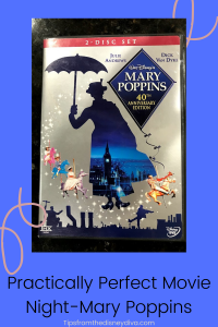 Practically Perfect Movie Night-Mary Poppins