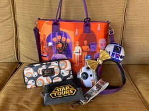 Star Wars Bags