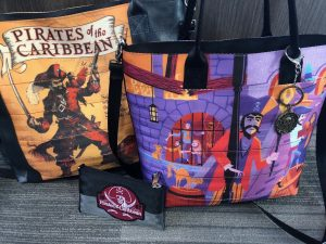 Harveys Pirates of the Caribbean bags