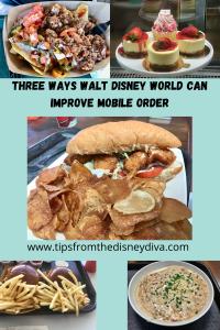 Three Ways Walt Disney World Can Improve Mobile Order