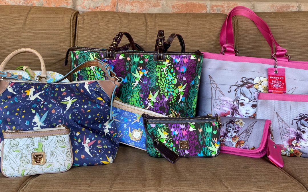 The Many Joys of Being a Disney Purse Collector