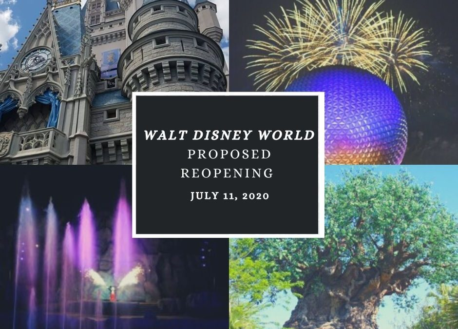 Disney Travel News & Updates – May 2020