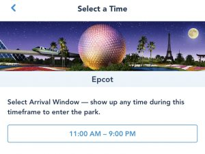 Instructions for Making You Disney Park Pass