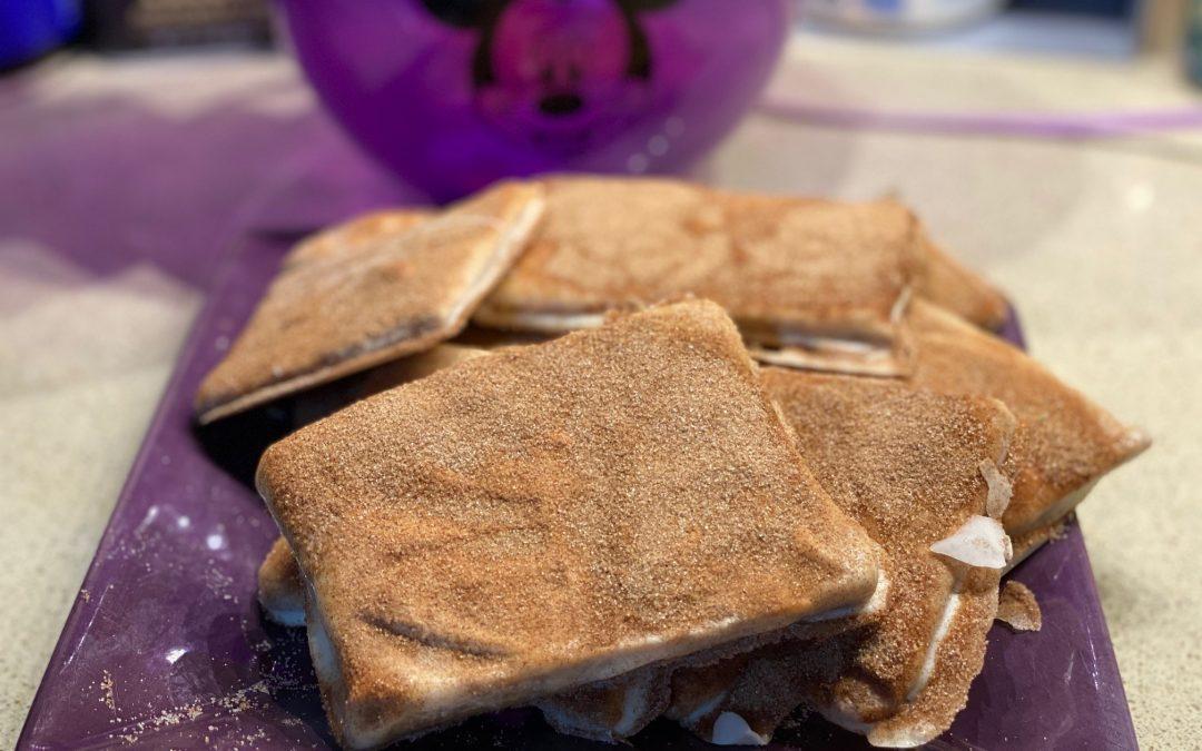 Making Disneyland Churro Toffee at Home