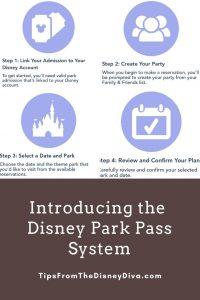 Introducing the Disney Park Pass System