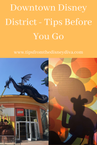 Downtown Disney District - Tips Before You Go