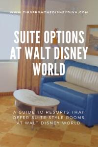 Suites at WDW