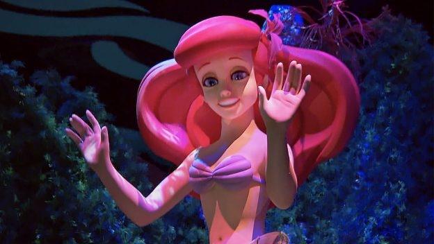 Ride and Learn – Ariel's Undersea Adventure