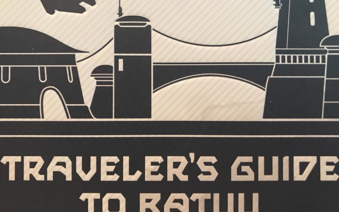 Traveler's Guide to Batuu: A Review