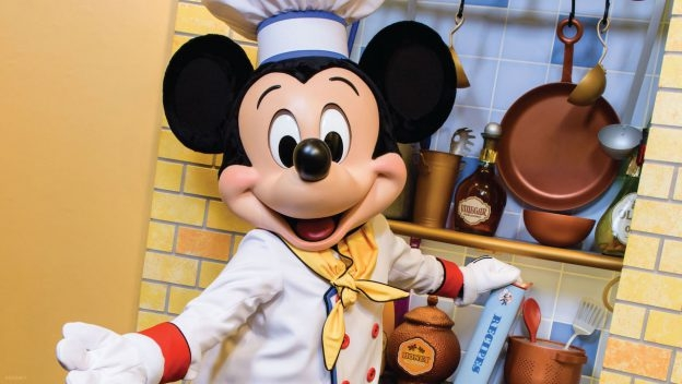 Chef Mickey is Returning!