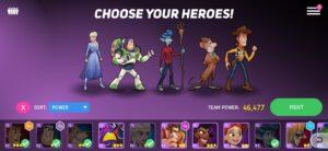 Disney Heroes Battle Mode: Review