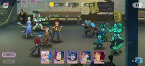 Disney Heroes Battle Mode Review