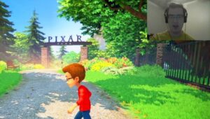 Rush: A Disney Pixar Misadventure