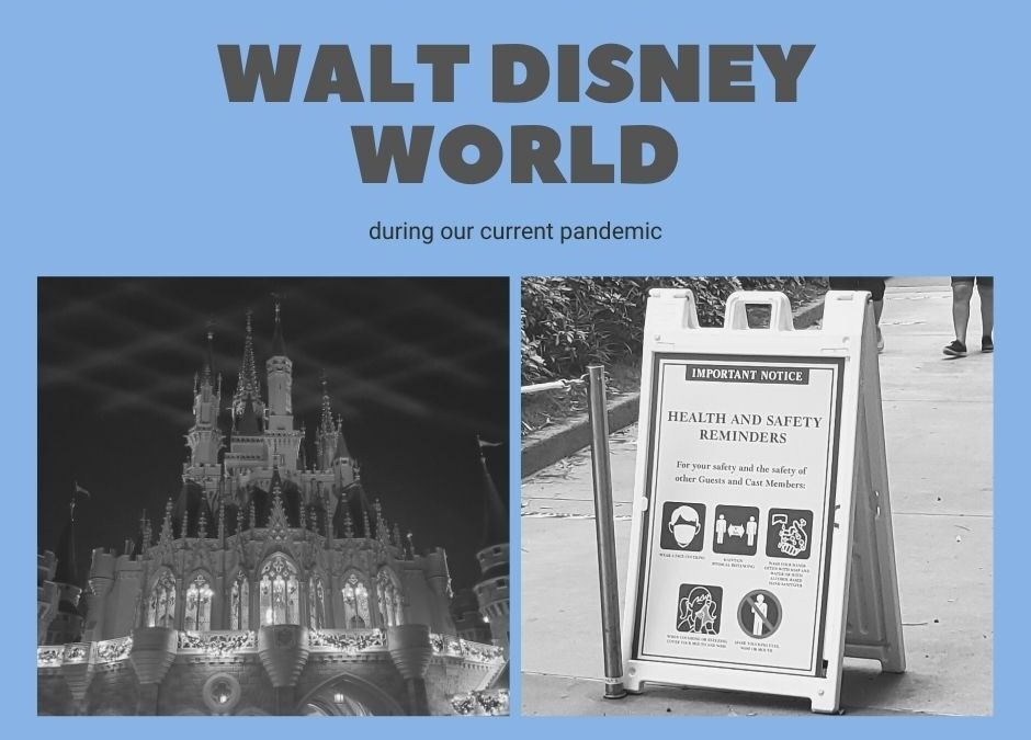 Safely Visiting Walt Disney World – A Diva's Personal Experience During Covid