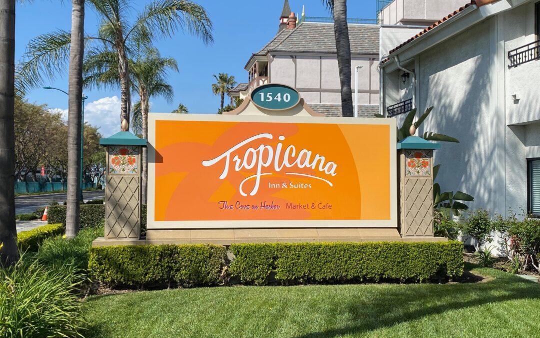 Tropicana Inn and Suites Disneyland Good Neighbor Hotel Review