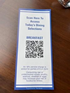 Character Meals at WDW