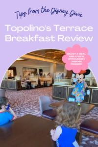 Topolino's Terrace Review
