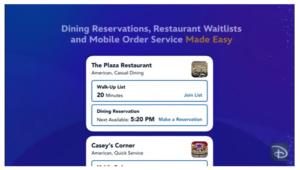 Genie Dining App