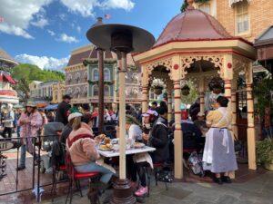 Carnation Cafe Disneyland
