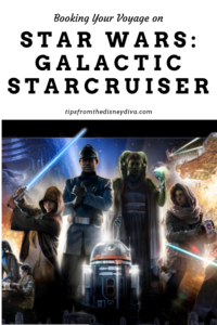 Booking Your Voyage on Star Wars: Galactic Starcruiser